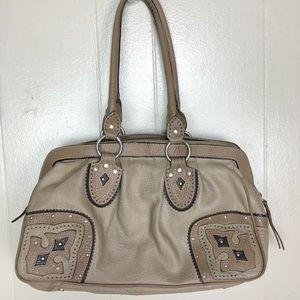 America West leather purse 👜 bag